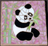 Panda Trivet (click to enlarge)